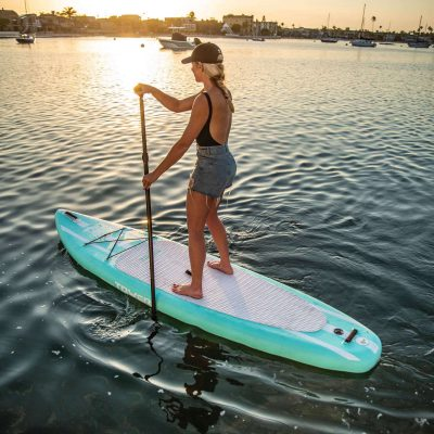 Stand-Up Paddle Boarding (SUP) For The Win