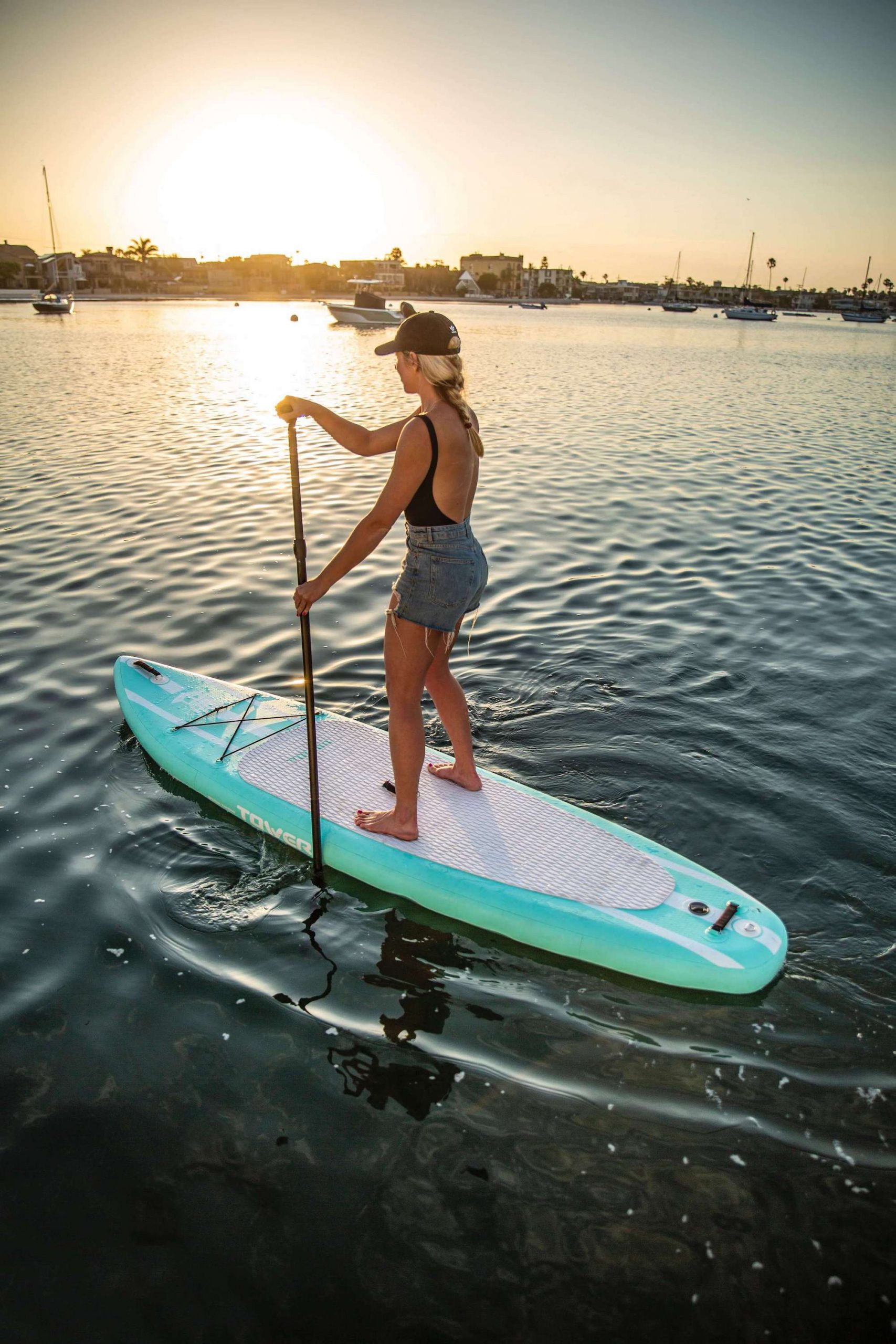 Stand-Up Paddle Boarding For The Win