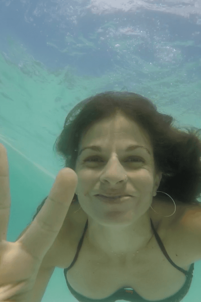 Get Toned With A Quick Water Aerobics Workout Video