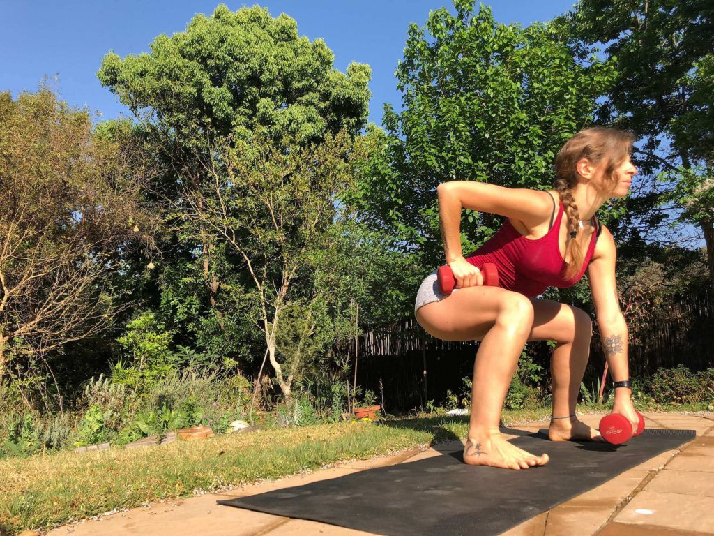 30 Day Squat Challenge - The Physical Evolution