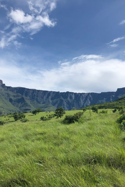 The Amphitheatre in the Drakensberg