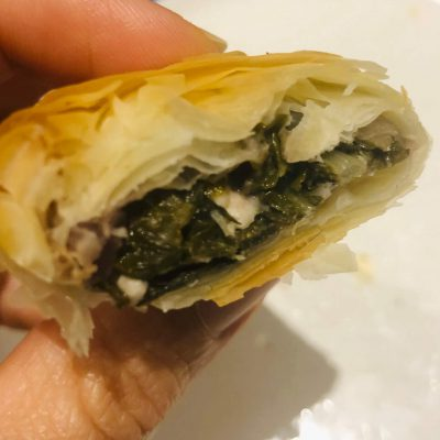 Spanakopita Recipe – Greek Spinach And Feta Pies