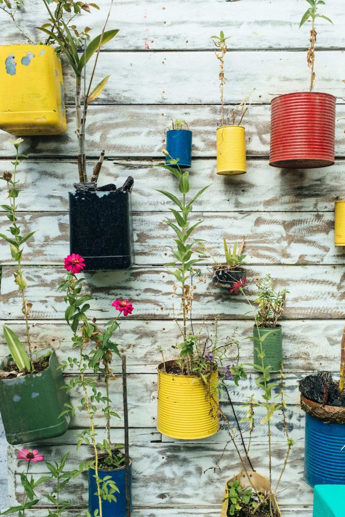 Recycled-Planters