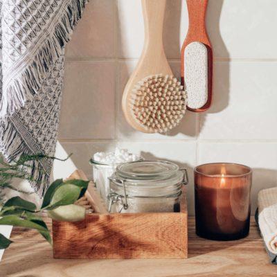 Ayurvedic Dry Brushing For Beautiful Skin