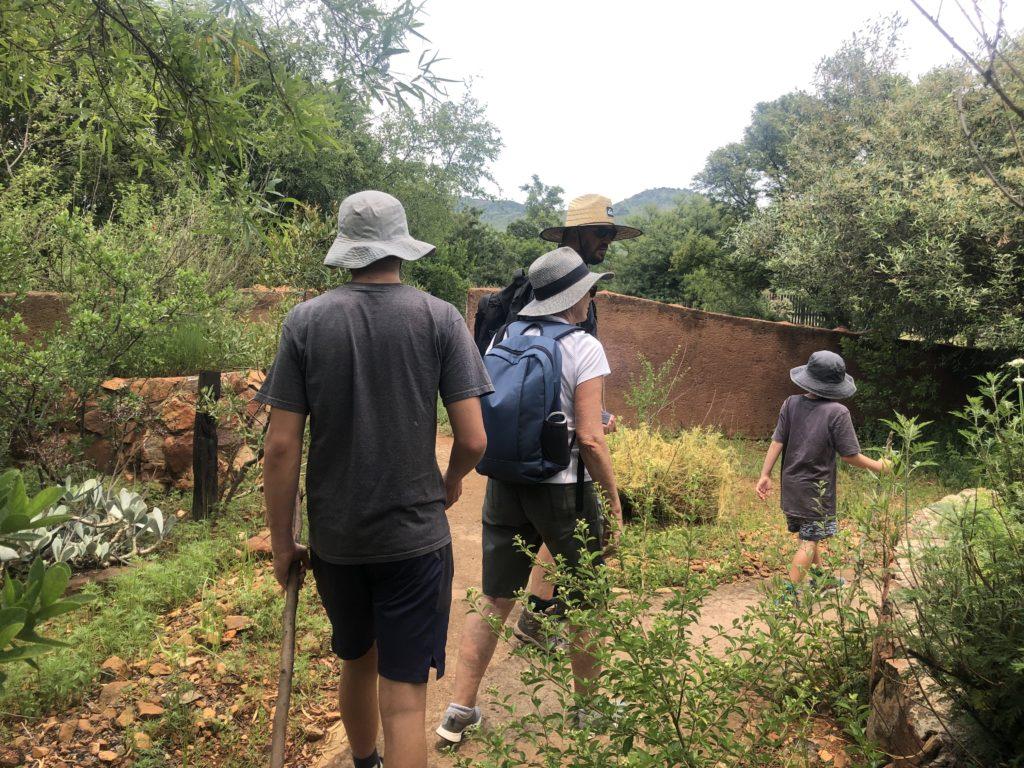 family-friendly hike near JHB